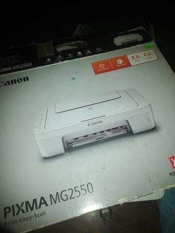 Canon Pixma mg2550 uszkodzona