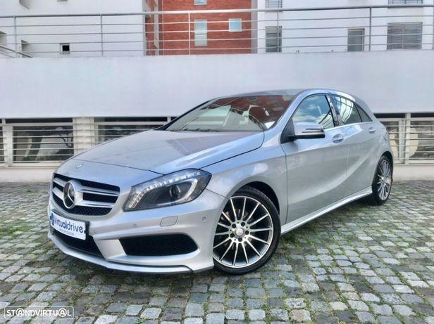 Mercedes-Benz A 180 CDI AMG LINE
