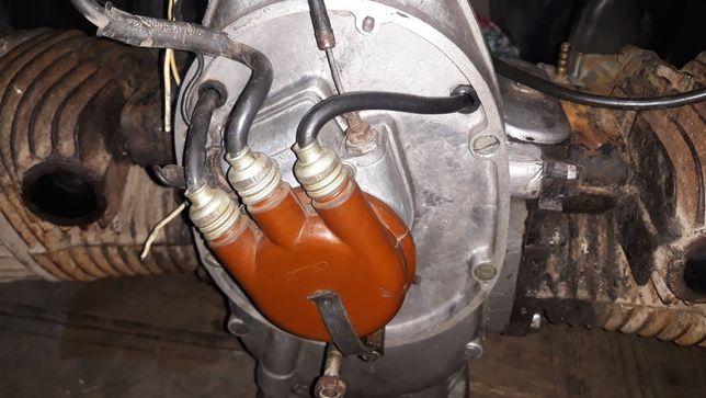 Мотор К 750. Малий пробіг. М 72.
