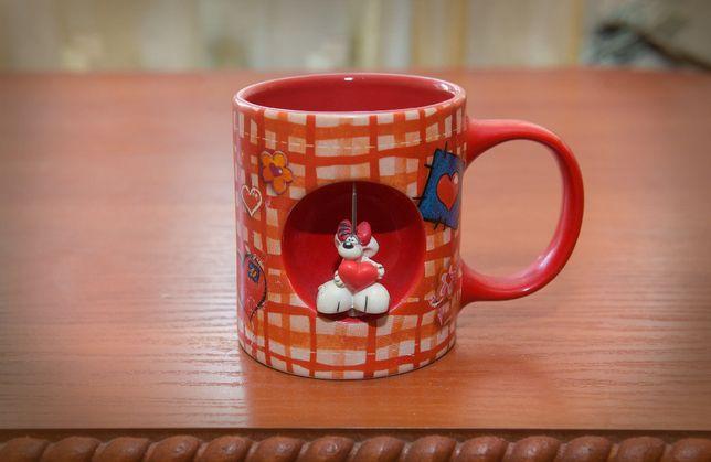 Необычная чашка с диддлами