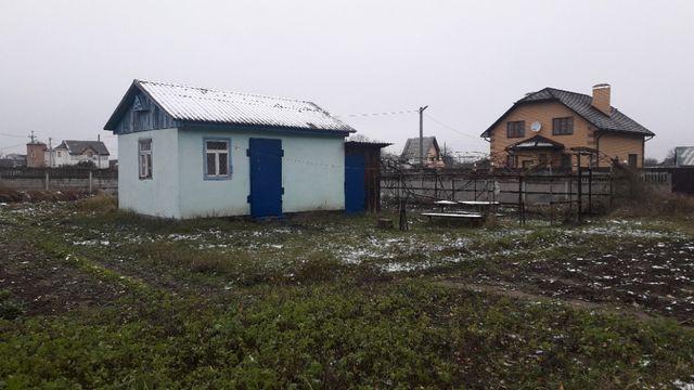 Продам земельну ділянку з літнім будинком в смт. В.Димерка