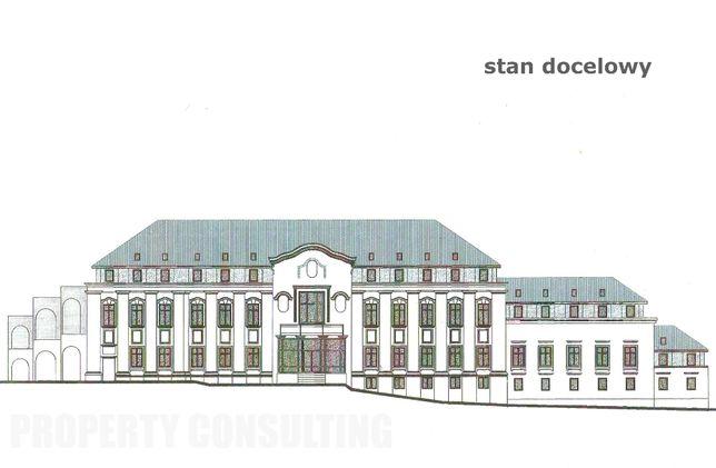 Unikalny, zabytkowy zespół pałacowo-parkowy przeznaczony do odbudowy