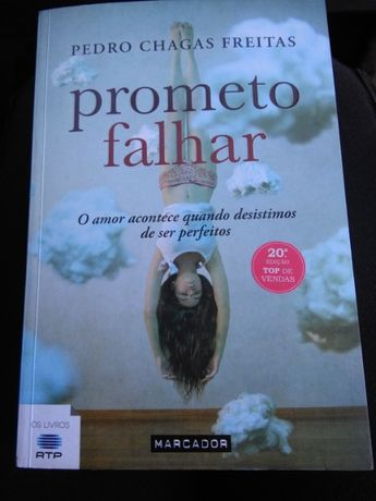 Livro — Prometo Falhar