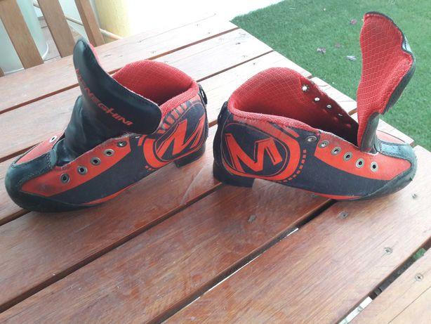 Botas de hóquei em patins n°37