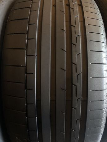 285/40/22 R22 Continental Sport Contact 6 4шт