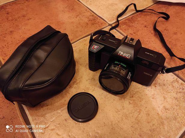 Stary aparat fotograficzny NAIKEI 1000-X