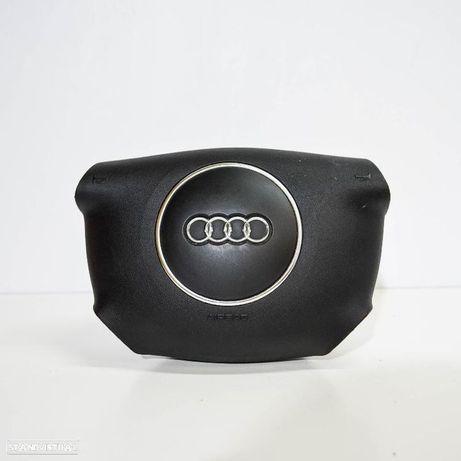 AUDI: 8E0880201AA Airbag do condutor AUDI A4 Avant (8E5, B6) 2.5 TDI