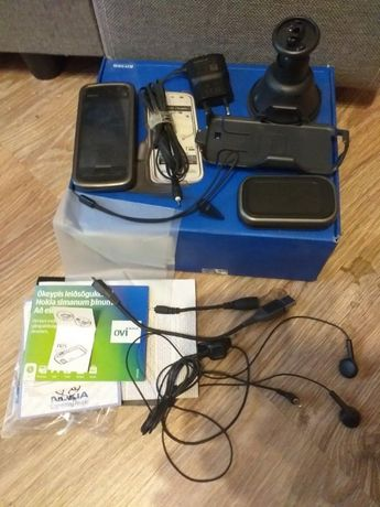 Telefon Nokia 5230 Komplet.GPS