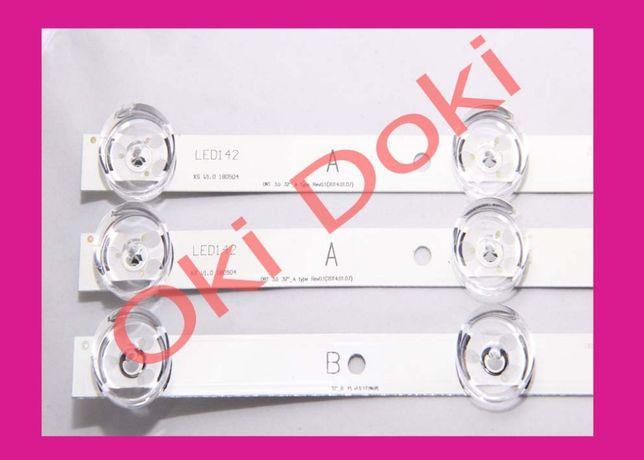 """LG Innotek LG32LB560,LG32LF LED 6916L-2223A 32""""DRT3.0 Rev0.9 A-Type"""