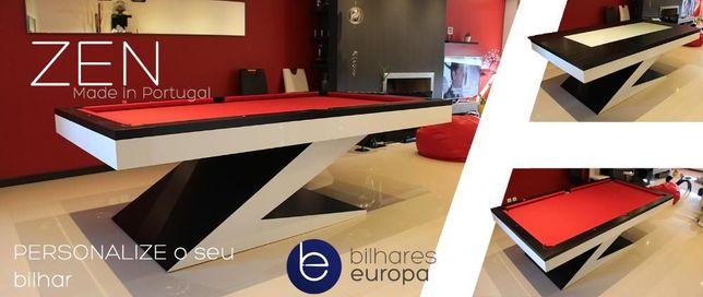 Bilhares Europa mod Zen fabricámos Qualidade Fabricante .