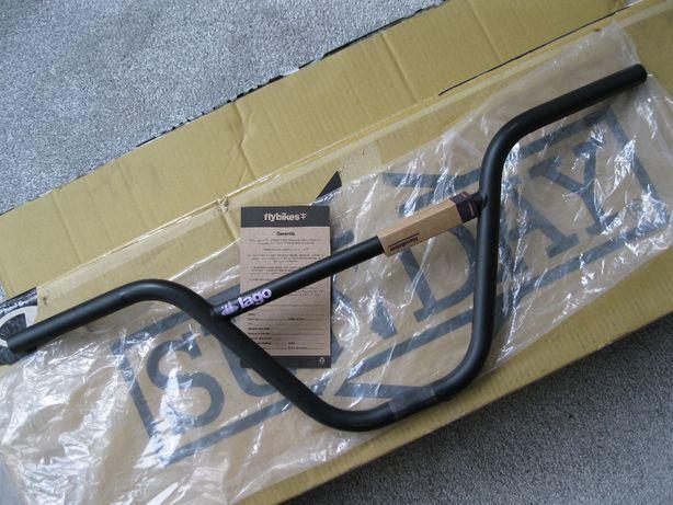 "BMX Kierownica Fly Bikes Lago 8.5"" chromo/heat-treated/mullti-butted"