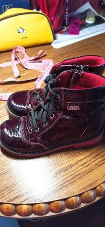 Демисезонные  модные ботиночки на девочку