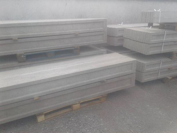 Podmurówka betonowa murki ogrodzeniowe 250/20/5 ogrodzenia