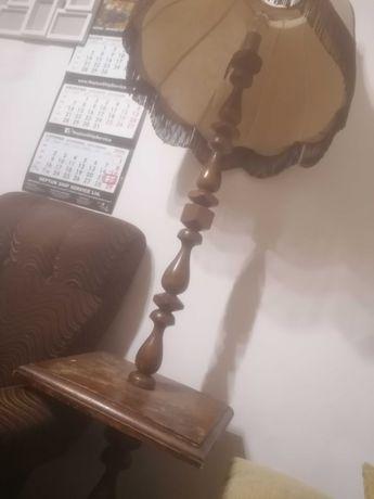 Lampa stojąca PRL