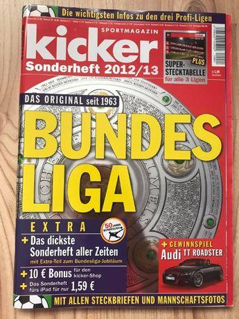 Skarb Kibica Kicker Liga Niemiecka 2012/13