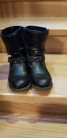 Buty dla dziewczynki różne rozmiary