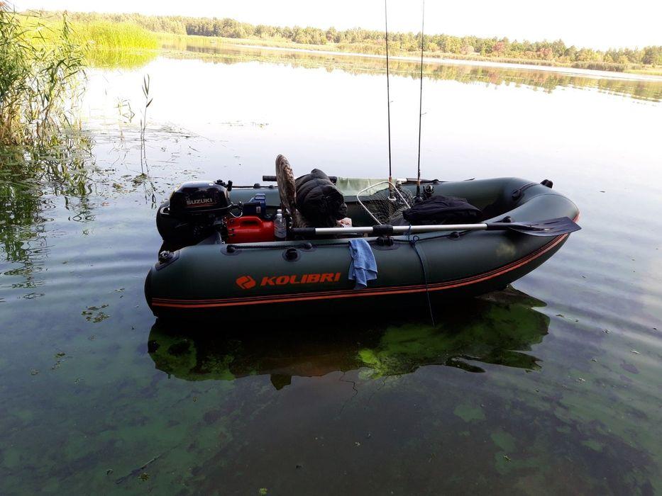 Лодка ПВХ колибри 280 dl Киев - изображение 1