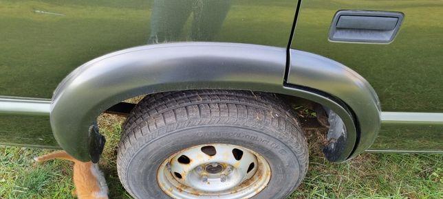 Chevrolet blazer S10 nadkola