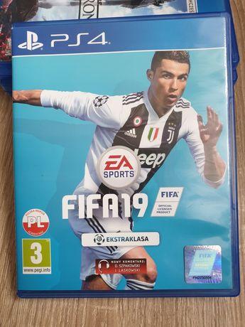 FIFA 19 ps4 polska wersja PlayStation 4