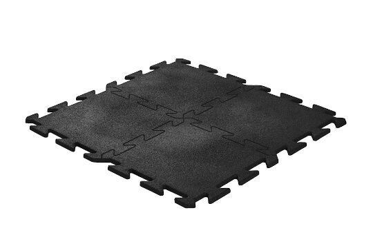 2 cm Podłoga mata puzzle siłownia GUMA SBR twarda plac zabaw 20mm 1m2