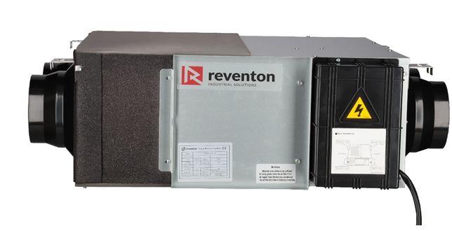 Rekuperator Reventon Seria INSPIRO BASIC 600 m³/h montaż