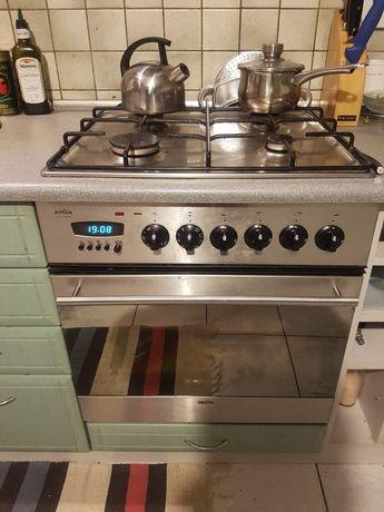 Sprzedam kuchnie gazową z piekarnikiem elektrycznym do wbudowania