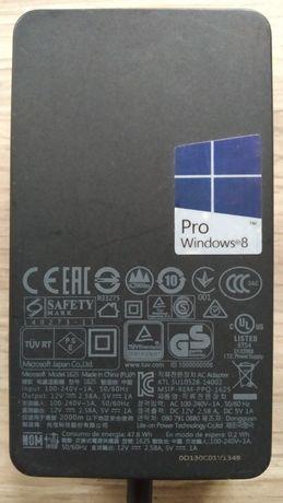 Зарядний пристрій для планшета Microsoft Surface 12V 3.6A (оригінал)