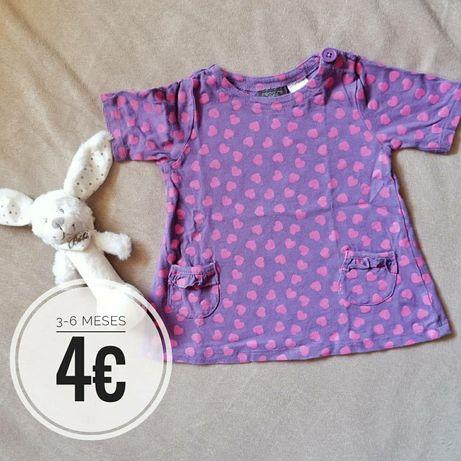 Vestido de La Redoute bebe