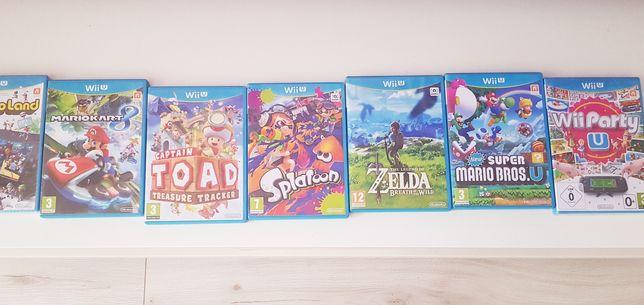 Gry Nintendo Wii U okazja ! WiiU