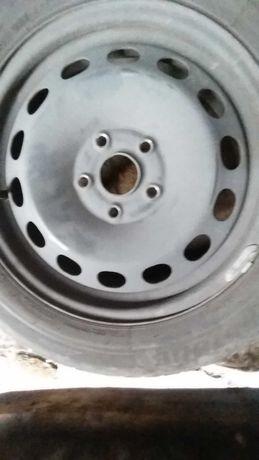 Felgi stalowe R 16 rozstaw 5x112 AUDI, VW
