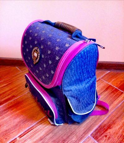 Школьный рюкзак каркасный YES для 1-2 классов