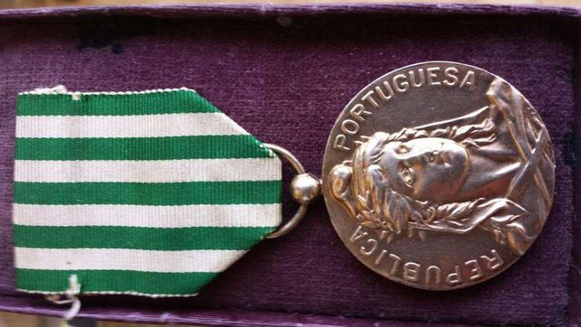 Medalha militar da republica