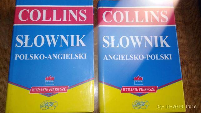 Collins Słownik Polsko-Angielski / Angielsko-Polski