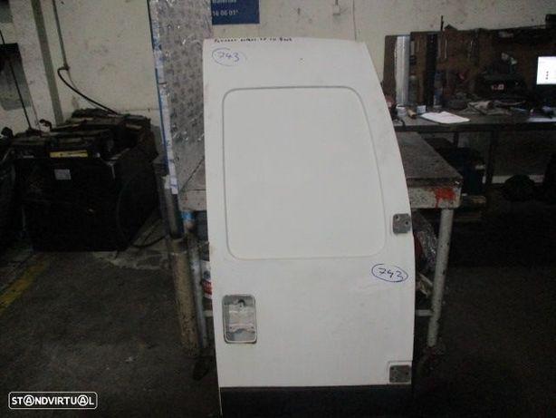 Porta da mala MALA743 PEUGEOT / EXPERT / 2004 / 5P TD / BRANCO /