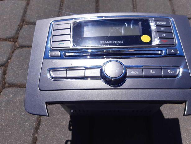 Radio CD samochodowe SSANGYONG AGC-9145RY
