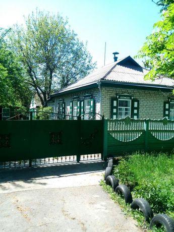 Дом в с.Бреусовка Козельщанского р-на Полтавской обл.