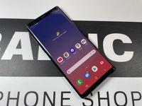 Uszkodzony Samsung Galaxy Note 9 Czarny
