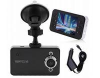 NOWA!! Kamera samochodowa NOVATEK G30 wideo rejestrator 6 LED