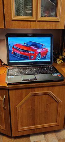игровой ноутбук MSI GT683DX  i7/6gb ddr3/15.6 fhd/GTX 570m 1,5gb/750gb