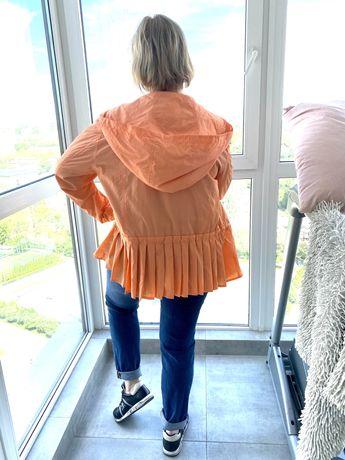 MADELEINE Куртка с эффектом пеплума