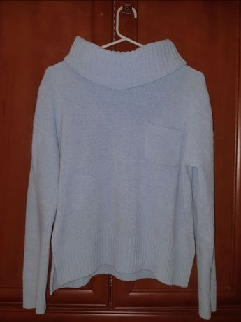 Махровый теплый свитер (кофта) CROPP TOWN