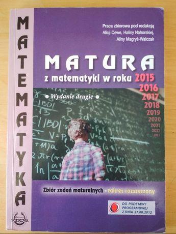 Zbiór zadań z matematyki. Podkowa. Zakres rozszerzony