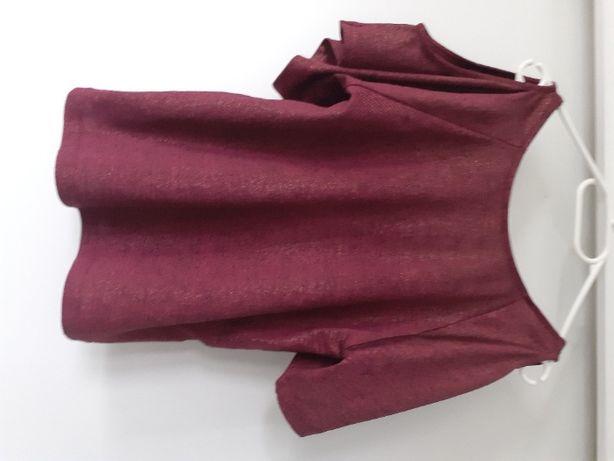Bluzeczka odkryte ramiona 42