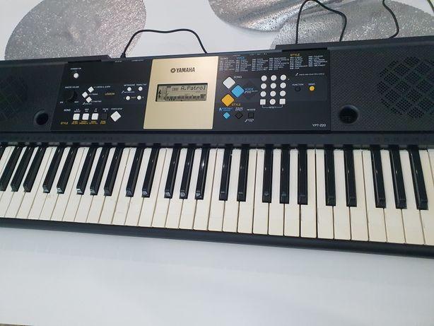 синтезатор Yamana YPT -220.