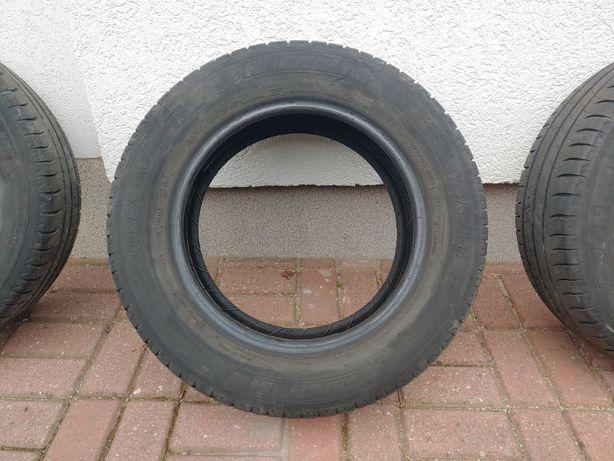 Opony letnie Michelin 195/65 r 15, bieżnik 5-6 mm 4 sztuki