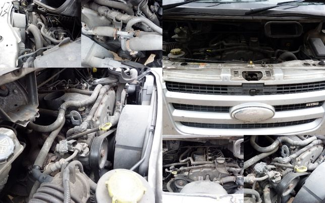 Двигатель мотор двигун JXFA JXFC от Ford TRANSIT 2.4 TDCi 2006-2013