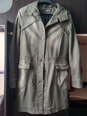 Куртка парка, пальто