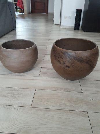 Duze donice ceramiczne