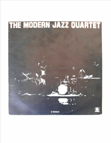 "Vinil -The Modern Jazz Quartet/""At Birdland"" (1975)"