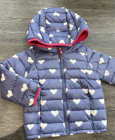 Куртка демисезон Gap 3 года